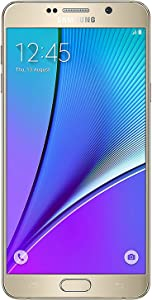 Samsung Galaxy Note 5 SM-N920T 32GB Platinum Gold - T-Mobile Unlocked GSM
