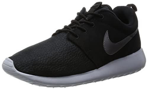 f5a660490b6f8 Nike - Roshe One Suede - Color: Grey-Black - Size: 10.5US: Amazon.ca ...