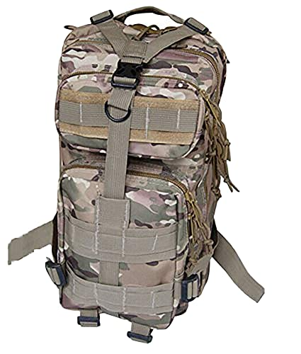 68899623688a Amazon.com: Men Women Unisex Military Backpack Bag Trekking ...