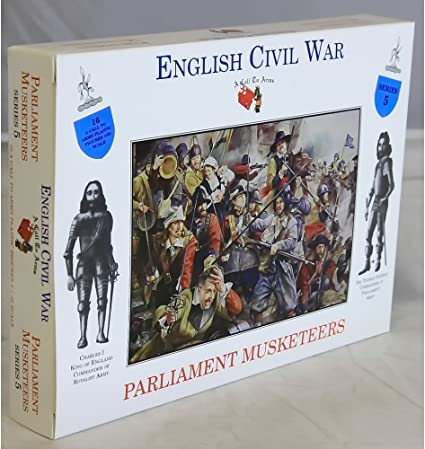 A Call to Arms Models 1//32 PARLIAMENT MUSKETEERS English Civil War Figure Set