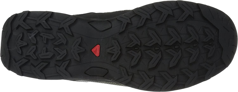 salomon men's pathfinder waterproof hiking shoes