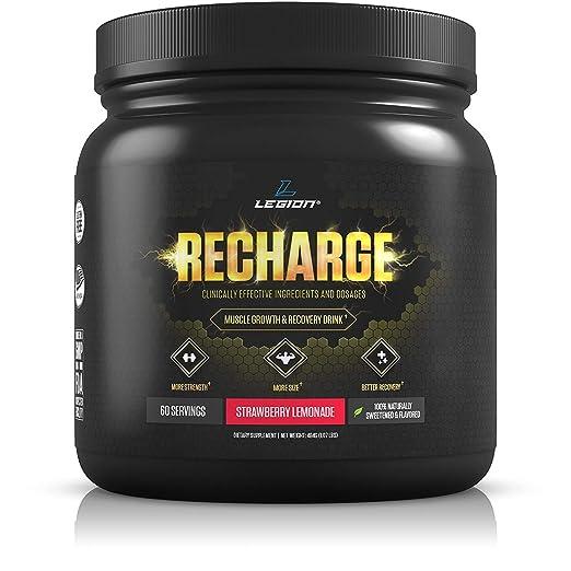 Legion Recharge Post Workout Supplement