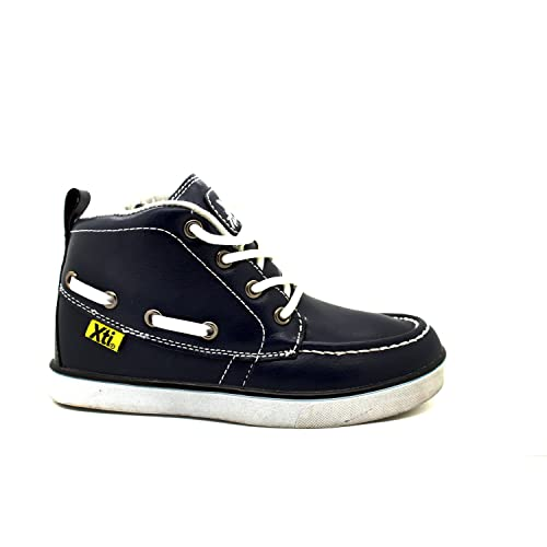Sneakers blu navy per bambina Xti tWClSA26Z1