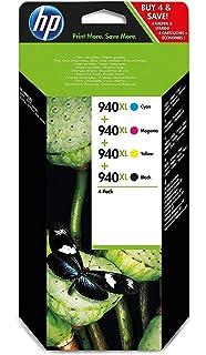 HP 940 - Cabezal de Impresora (HP Officejet Pro 8000, 8500, 8500A ...