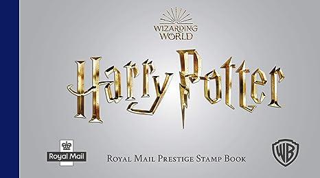 Harry Potter Prestige - Libro de sellos