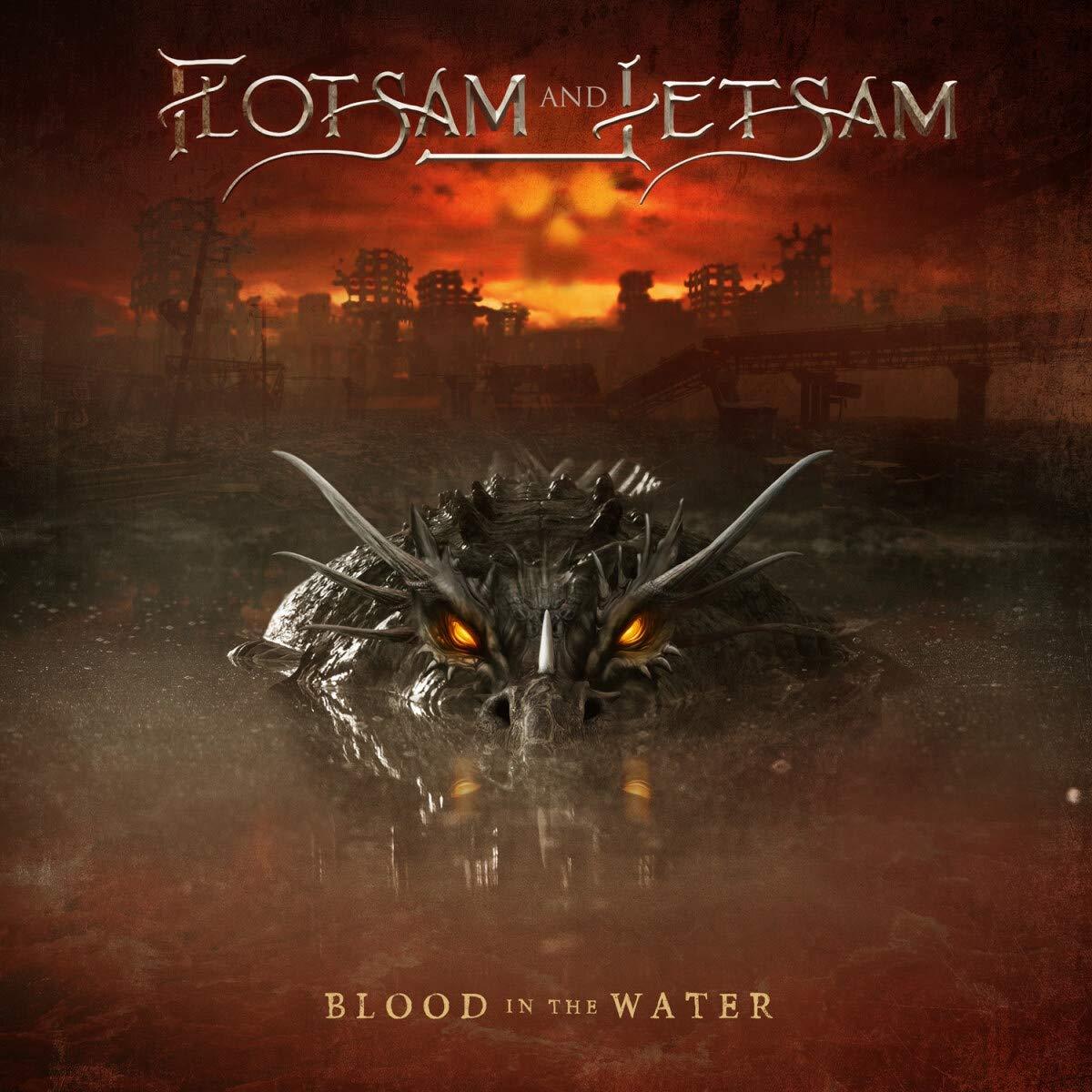 Flotsam & Jetsam - Blood In The Water - Amazon.com Music