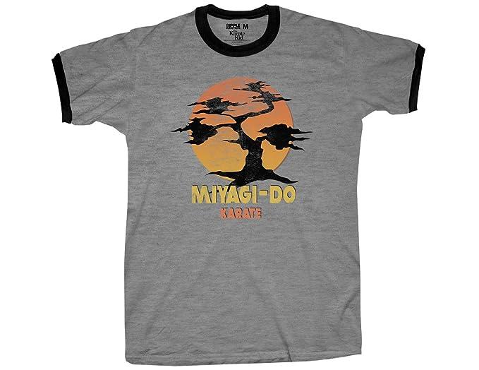 Ripple Junction Karate Kid Adult Unisex Bloody Cobra Kai Crew T-Shirt