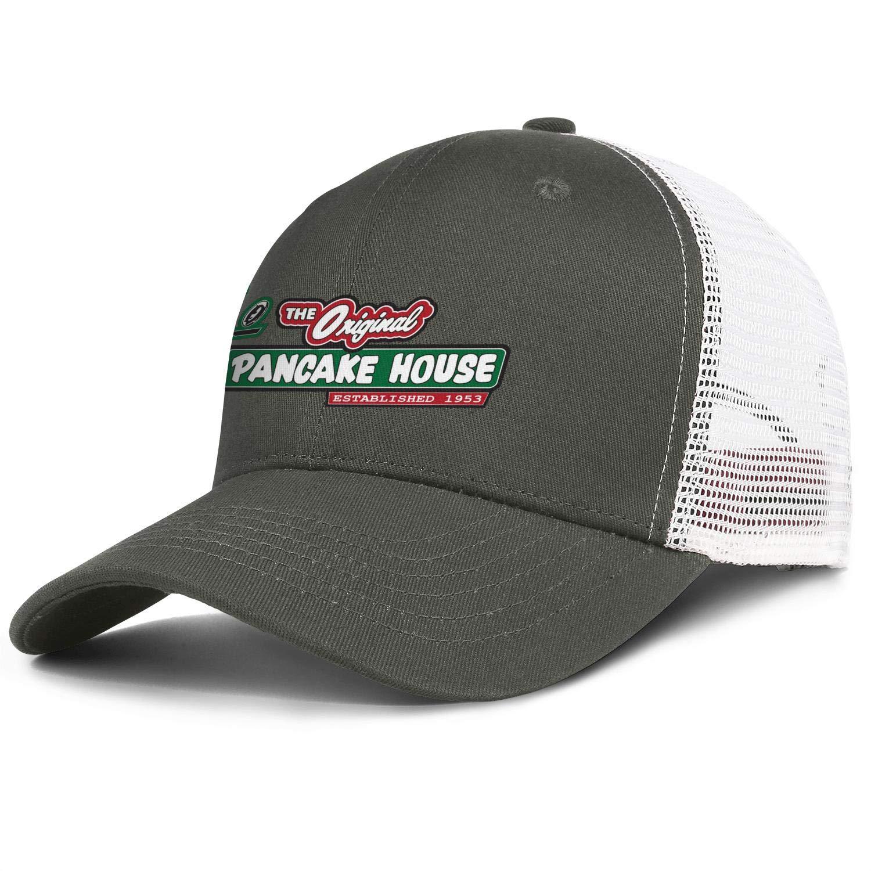 WintyHC The Original Pancake House 1953 Cowboy Hat Trucker Hat Adjustable Fits Gas Cap