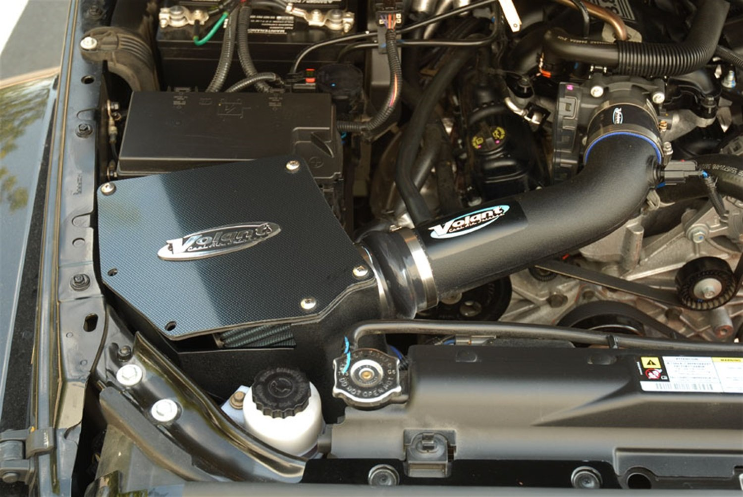 Volant 17638 Cool Air Intake Kit by Volant (Image #2)