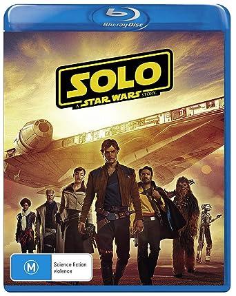Solo: A Star Wars Story   Region Free