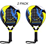 Amazon.com : Babolat Contact Pop Tennis Paddle (Black/Teal ...