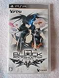 ブラック★ロックシューター THE GAME (通常版) - PSP