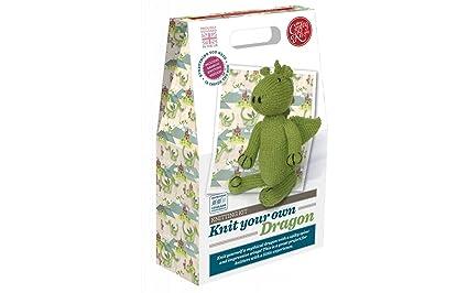 Buy Crafty Kit Company CKC-KK-059 Knit Your Own Dragon, None