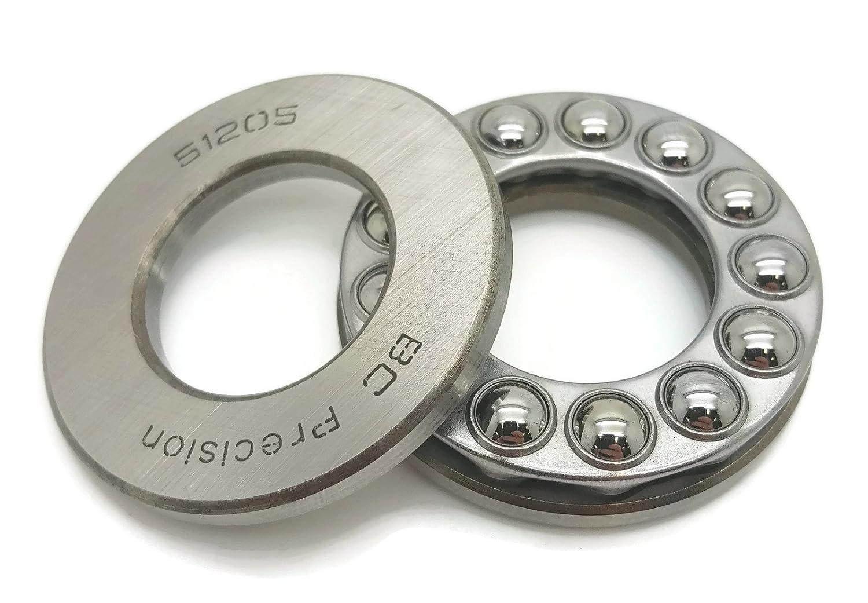 51205 Thrust Bearing 25x47x15 Thrust Bearings