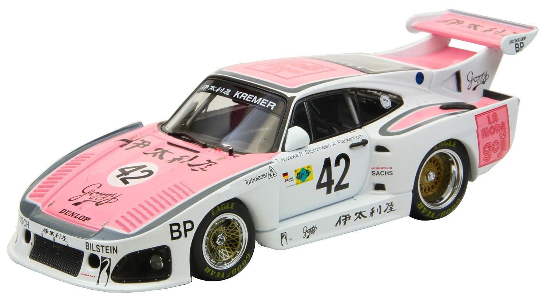 EBRRO Itariya Porsche 935 K3 LM1980   42 (1/43 die-cast 44 302) (japan import)