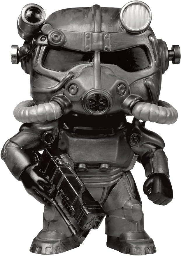 Funko – 49 – Pop – Fallout – Black Power Armor – Edition Limitada ...
