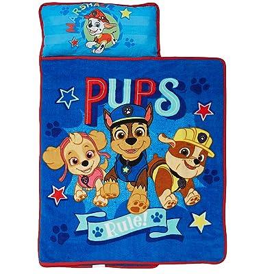 Nickelodeon Paw Patrol Toddler Nap Mat: Sports & Outdoors