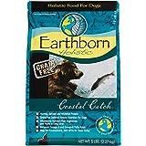 Earthborn Holistic Dry Dog Food - Coastal Catch, 5 lb.