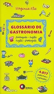 Glossário de gastronomia: Português/Inglês - Inglês/Português