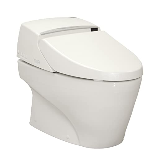 TOTO MS990CGR-01 Neorest Elongated Toilet And Washlet Unit With Metallic Stick Remote