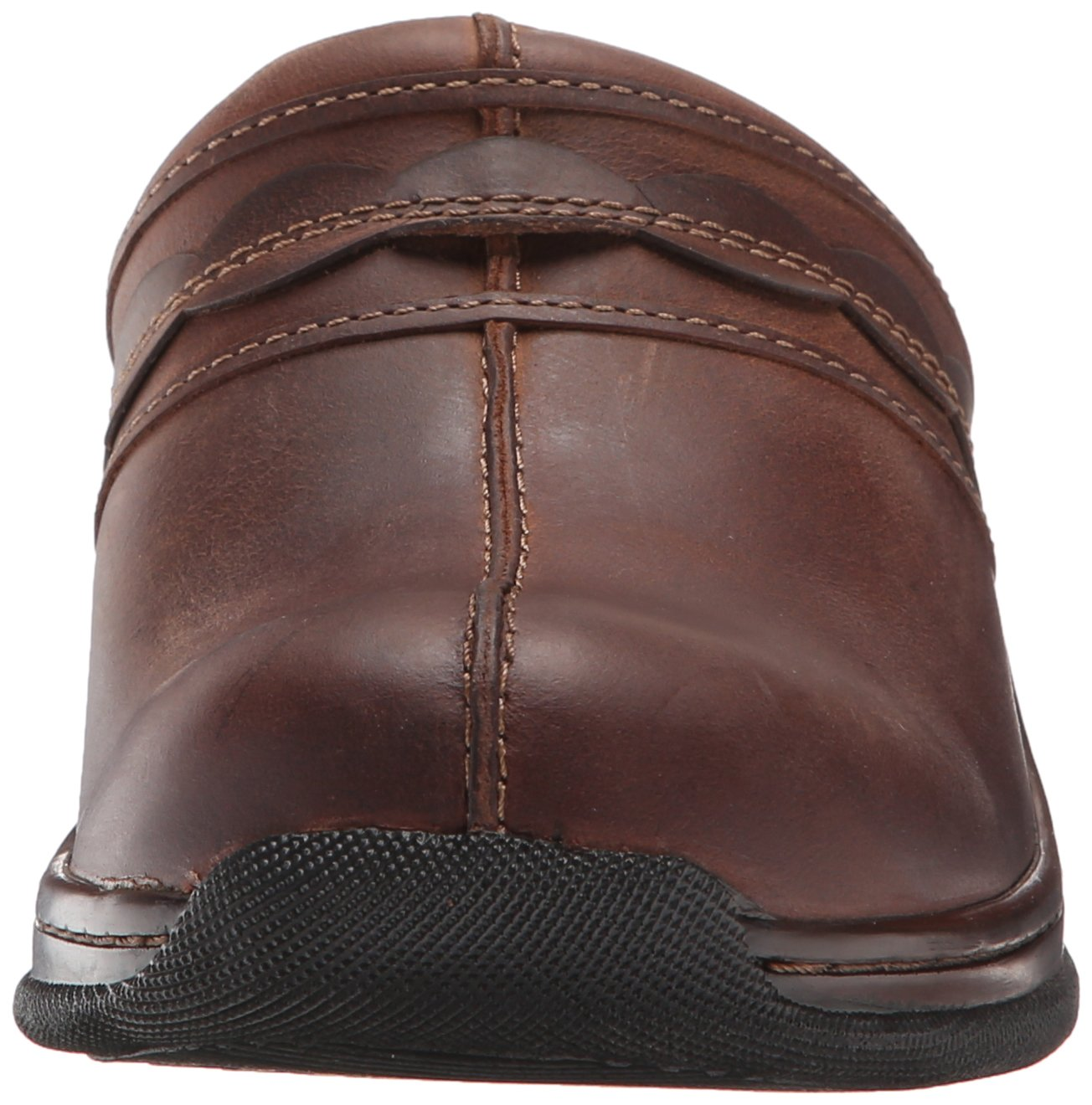 SoftWalk Women's Abby Clog B00RZZ0XAA 10 W US|Dark Brown Oil