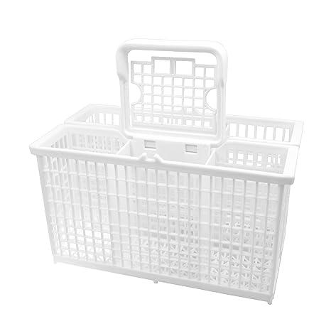 WESSPER® Universal Cesta de cubiertos para lavavajillas Aspes LA ...