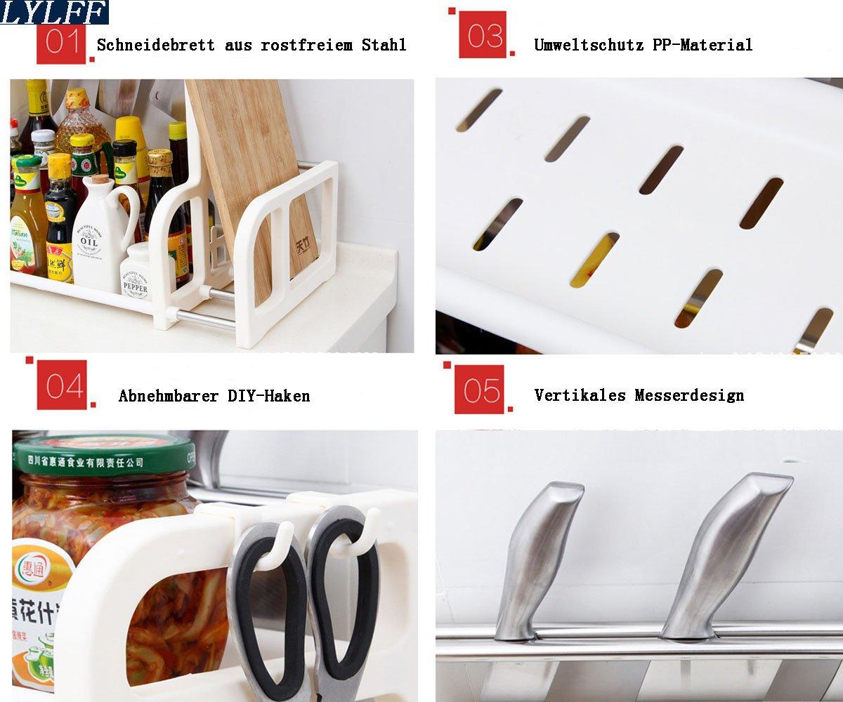 Küchenzubehör küche aufbewahrung regal LYLFF® küche aufbewahrung ...