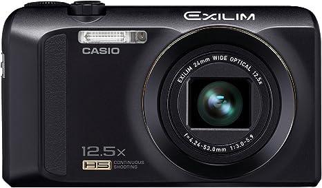 Casio EX-ZR200BKECA - Cámara Digital: Amazon.es: Electrónica