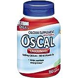 Oscal Calcium Tablets With Vitamin D 160pk