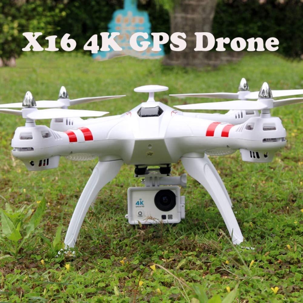 GPS 4K HD WiFi videocámara FPV RC Drone 2.4 GHz cuadricóptero ...