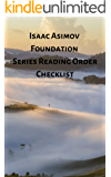 Isaac Asimov Foundation Series Reading Order Checklist