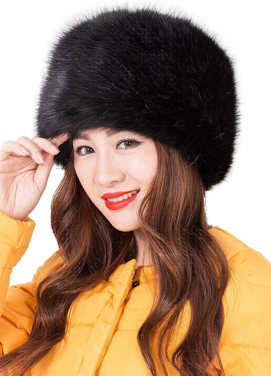 einfarbig Landove Damen Kappe