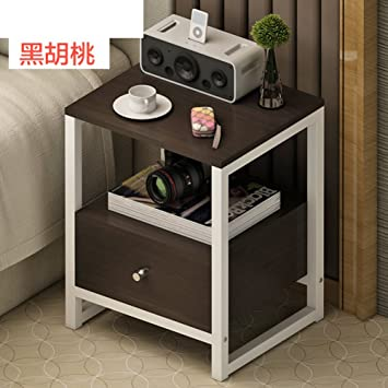 Amazon.de: Einfacher nachttisch Modern Living room Lagerschränke Den ...