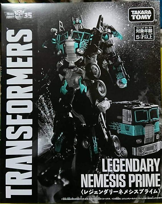 Takaratomy Legendary Nemesis Prime Transformers Bumblebee: Amazon.es: Juguetes y juegos