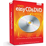 Roxio Easy CD & DVD Burning, Win, CD, ML