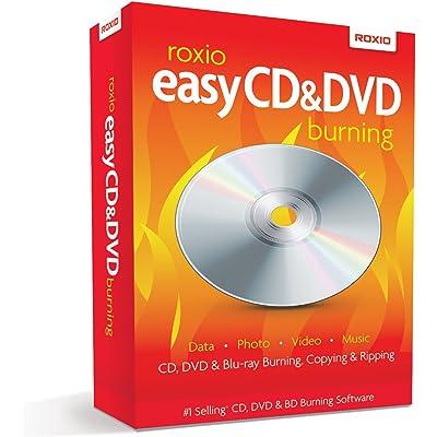 Roxio Easy CD & DVD Burning - Windows 7 Update (PC CD)
