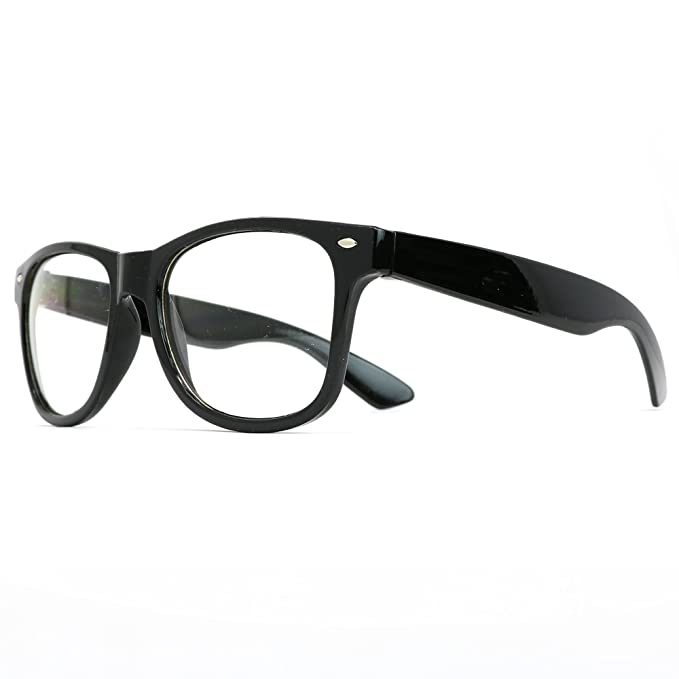 Amazon.com: Skeleteen - Gafas de disfraz retro nden, tamaño ...
