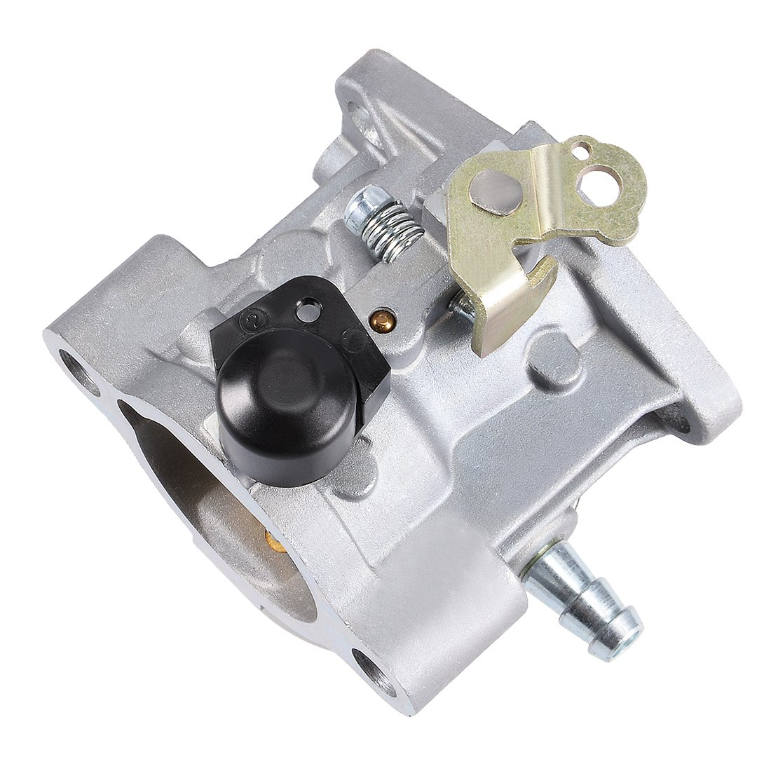 uxcell/® 590399 Carburetor Carb for Briggs /& Stratton 796077 Lawn Mower Engine with Gasket Fuel Line