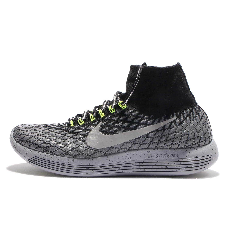 Nike Herren 849664-001 Traillaufschuhe  44 EU|Schwarz (Black / Metallic Silver / Dark Grey / Stealth)
