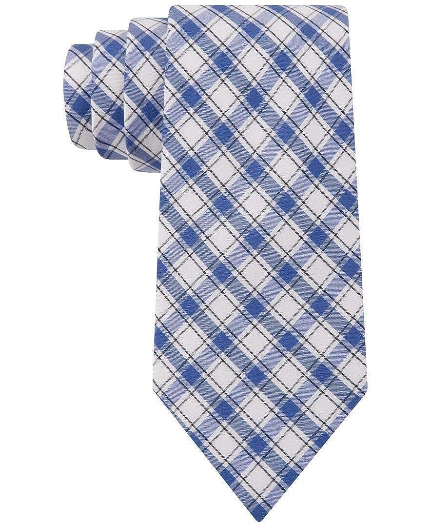 Tommy Hilfiger - Corbata de picnic, diseño de cuadros, color azul ...