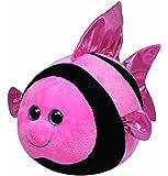 Ty Beanie Ballz Gilly Angelfish Plush