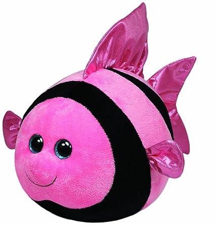 61572afa717 Amazon.com  TY Beanie Ballz Gilly Angelfish Plush  Toys   Games