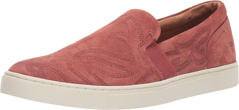 Frye Women's Ivy Primrose Slip on Sneaker