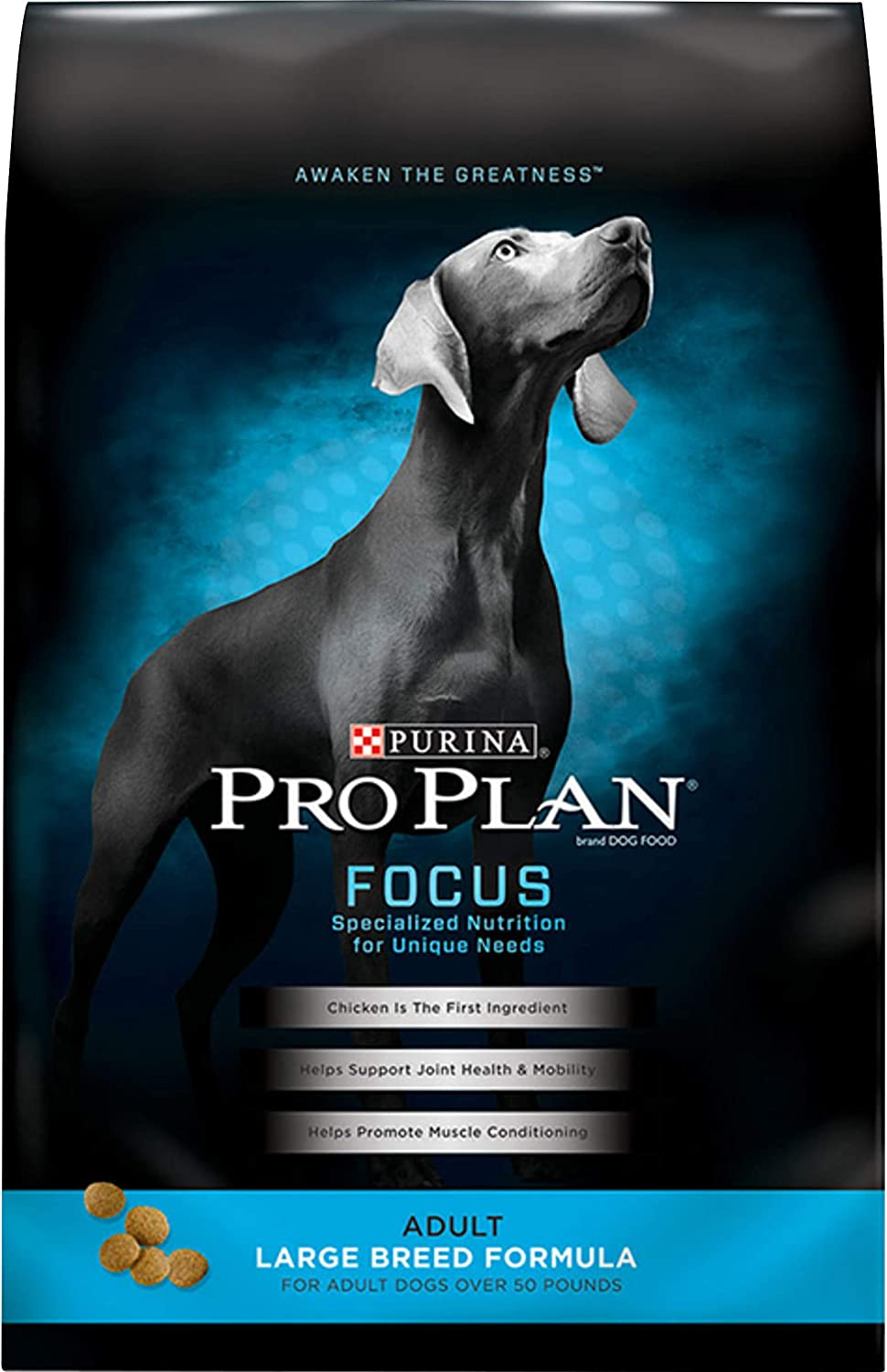 5. Purina Pro Plan Focus Large Breed