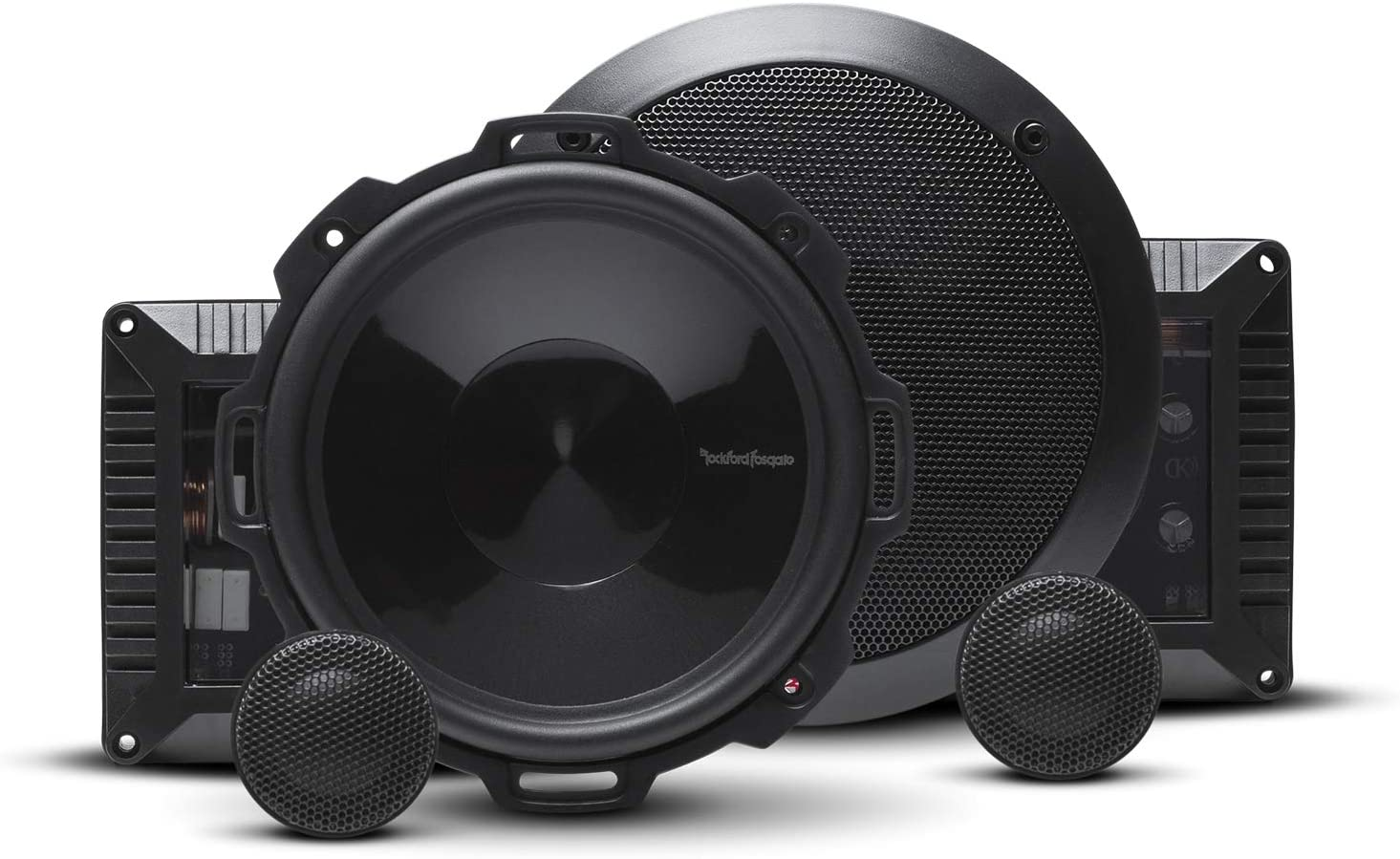 "Rockford Fosgate T1675-S Power 6.75"" Series Component Speaker System"