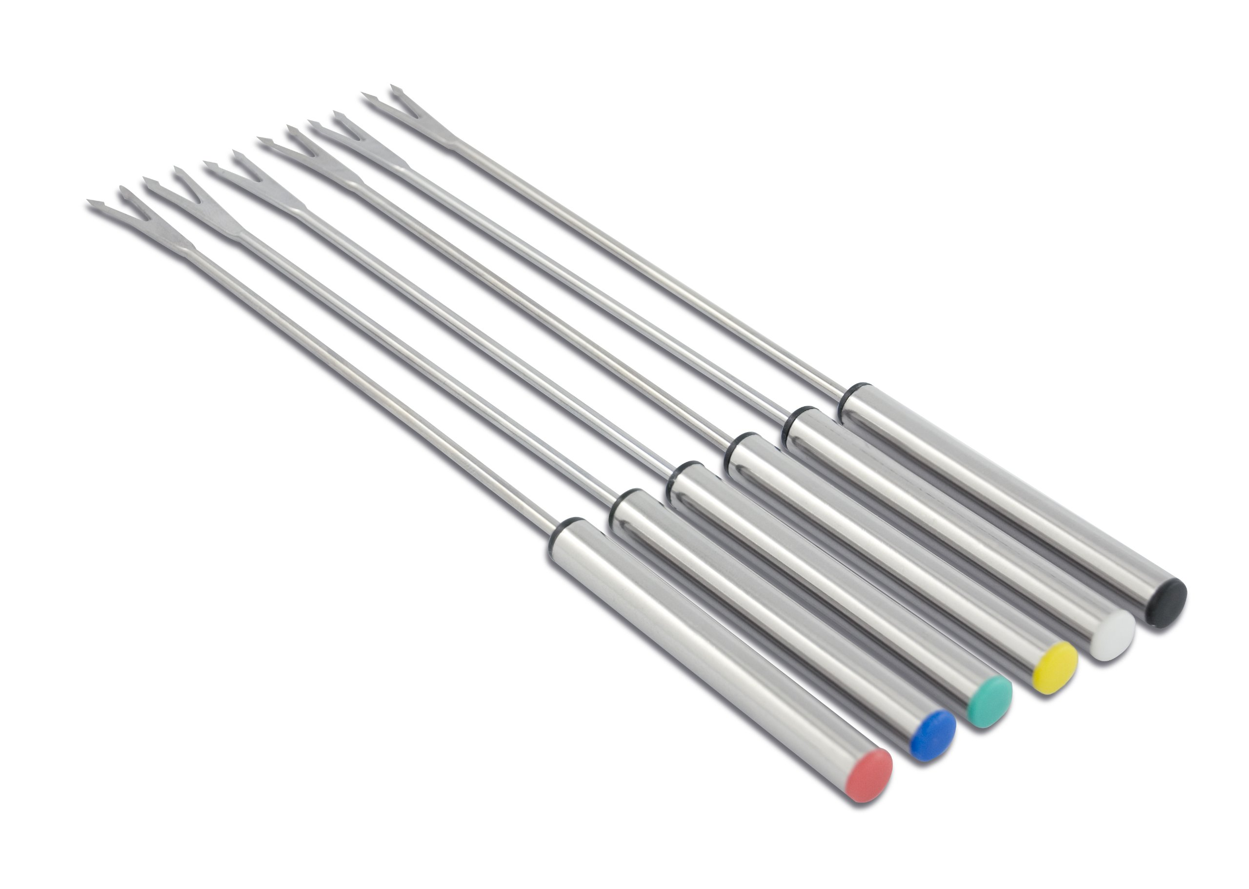 Cuisinox FON-6STS Elite Fondue Forks by Cuisinox