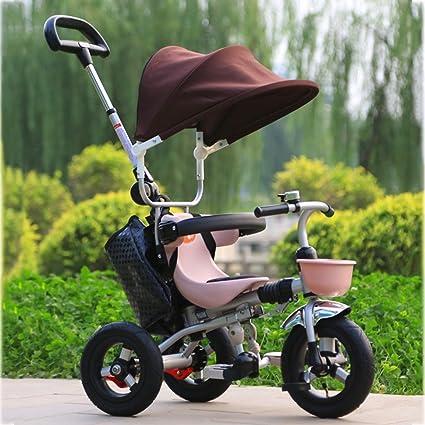 Años De Paseo TrolleyBicicleta Silla Triciclo Bebé 3 1 PXZOkui