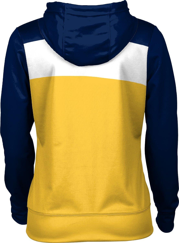 Prime University of California Irvine Girls Zipper Hoodie School Spirit Sweatshirt