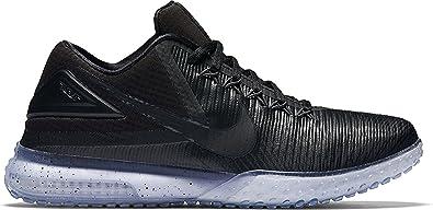 Nike Men s Zoom Trout 3 Turf Baseball Shoe Black Anthracite Size 8 ... 051eb7441