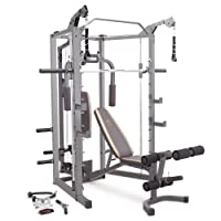 Marcy Combo Smith Heavy-Duty Total Body Workout Machine Deals